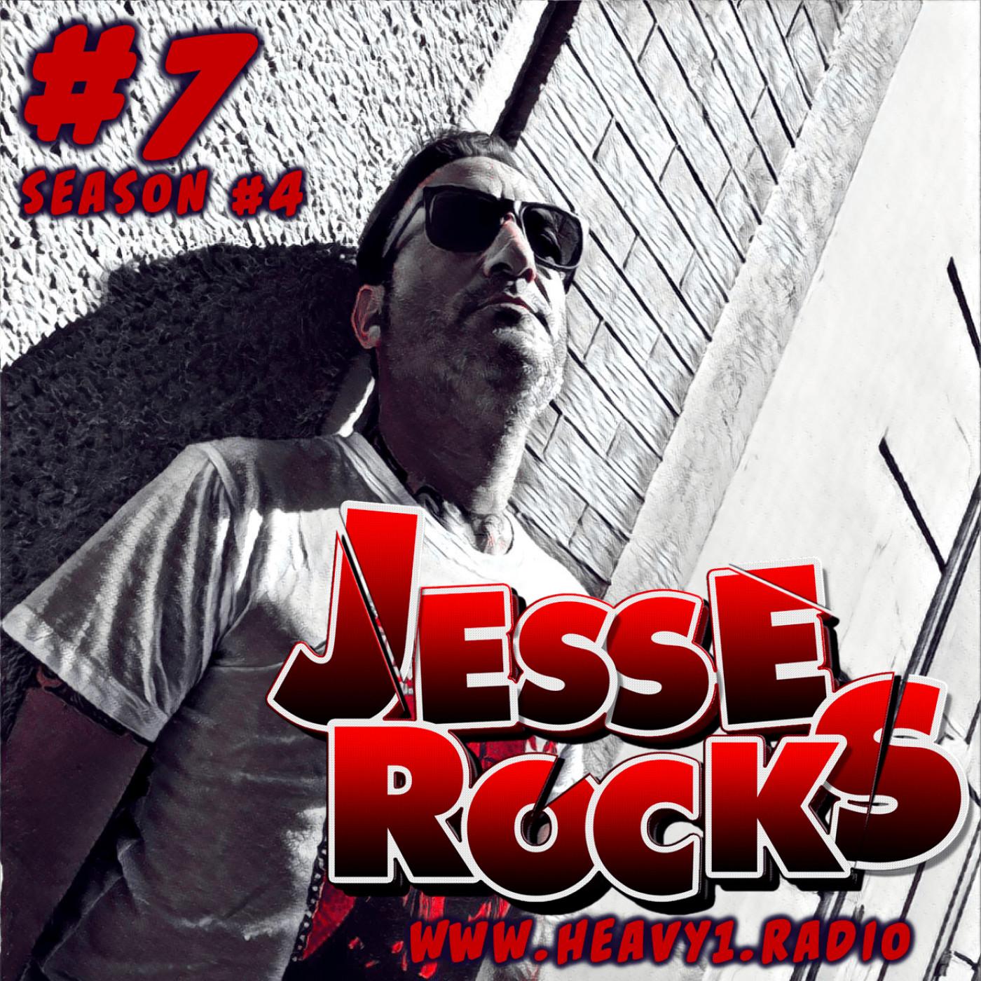 Jesse Rocks #07 Saison 4