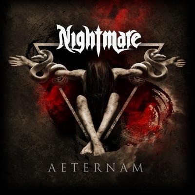 Nightmare  / Aeternam New single 213Rock Harrag Melodica Free app Vinylestimes cover