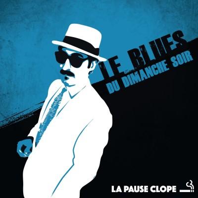 """""""Le blues du dimanche soir"""" - dimanche 7 février 2021 cover"""