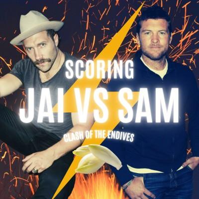 SCORING : Jai vs Sam, Clash of the Endives cover