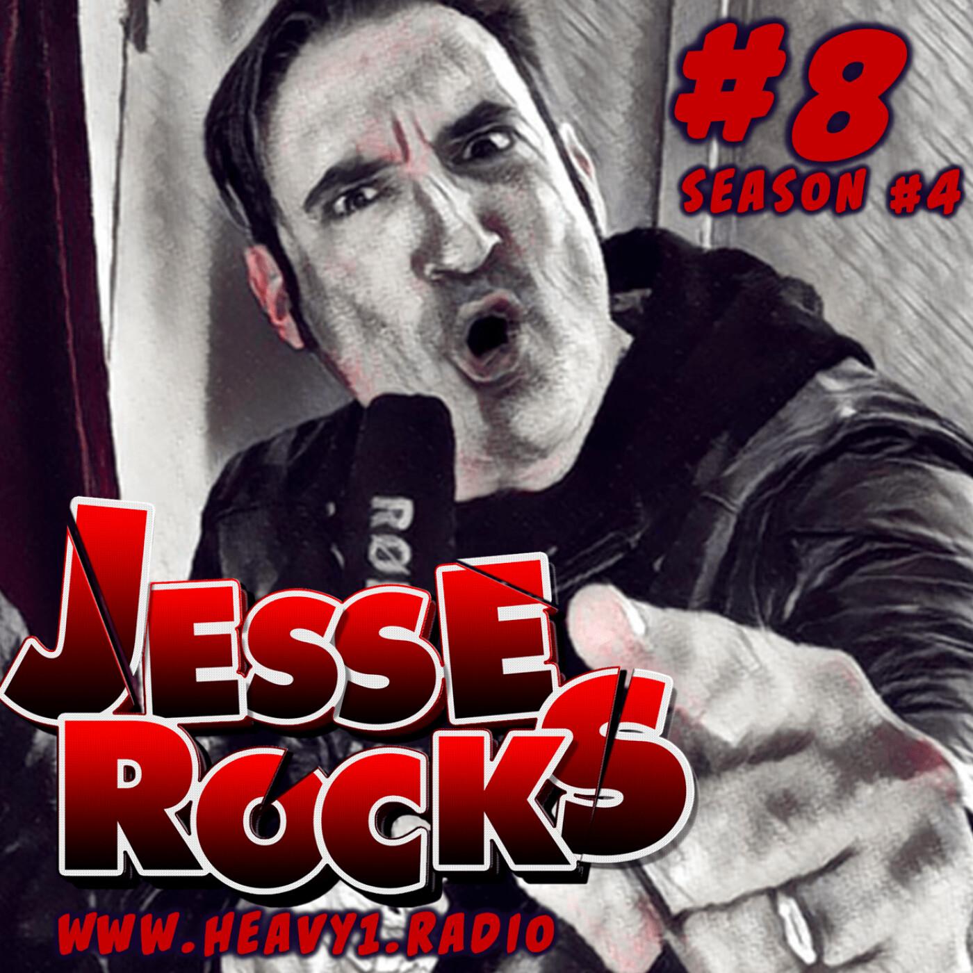 Jesse Rocks #08 Saison 4