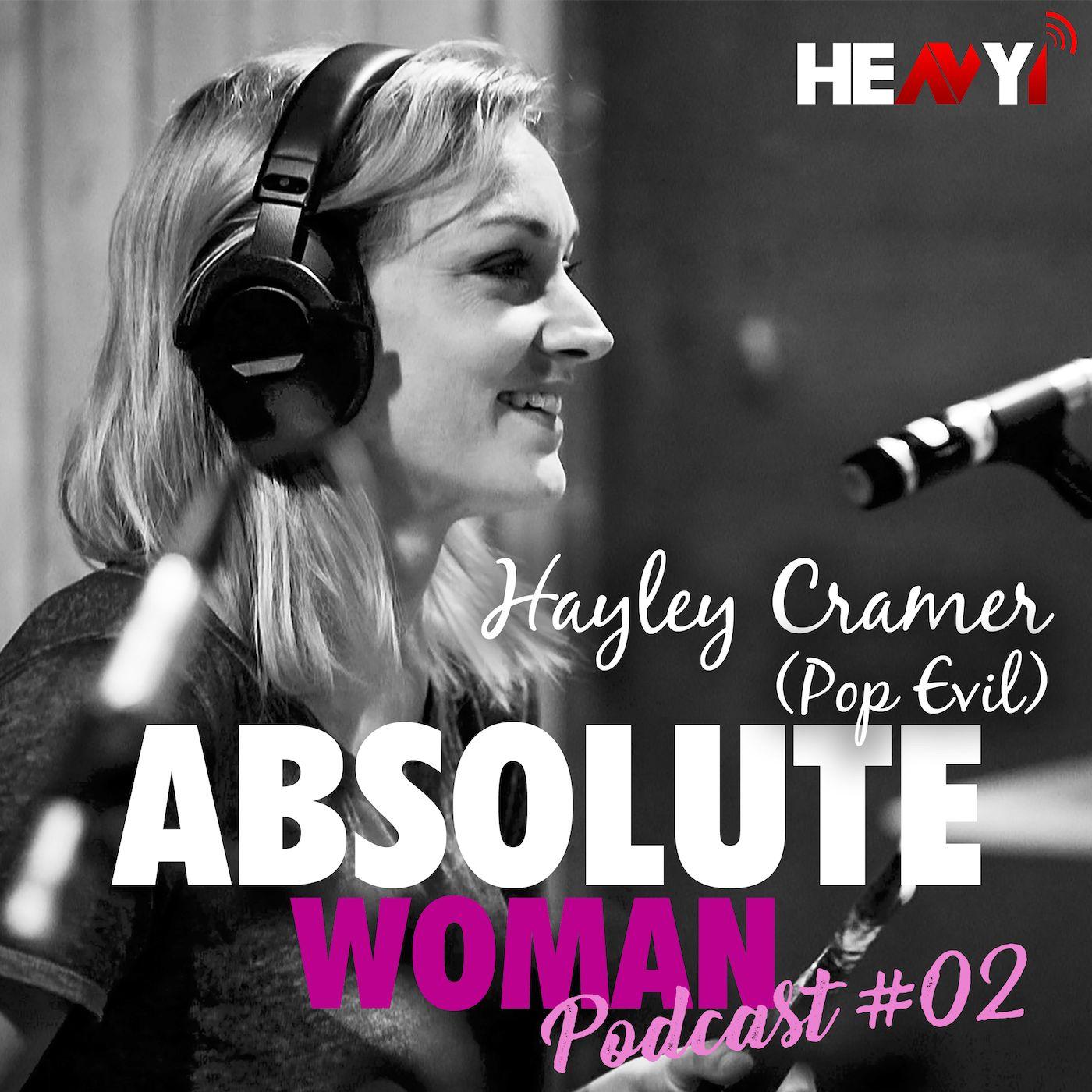 Absolute Woman : Hayley Cramer • Pop Evil (Ep.2 Saison 1)