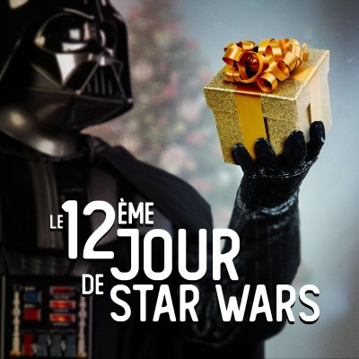 Episode n°70: Le 12ème Jour de Star Wars cover
