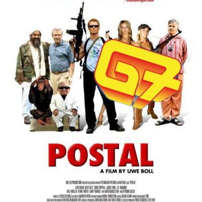 G7 - Episode 17 - Postal cover