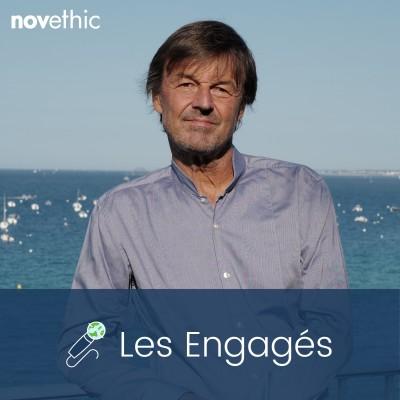 """""""J'ai sacrifié ma légèreté"""", Nicolas Hulot cover"""