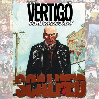 Comicsdiscovery Vacances S02E07 : Scalped cover