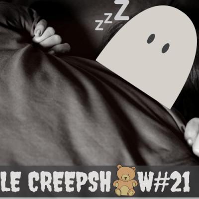Creepshow 21 : Mauvais Rêves, les bois hantés et Feld'up ! cover