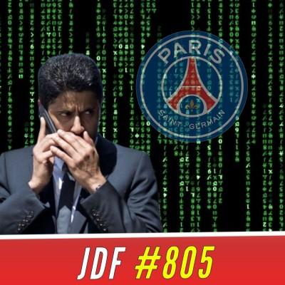 Nasser al-Khelaïfi espionné, le nouveau jouet de NEYMAR, PES c'est terminé ! cover
