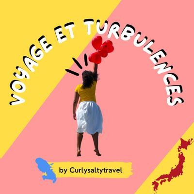 Floriane parle de ses podcasts sur curlysaltytravel - 18 05 2021 - StereoChic Radio cover