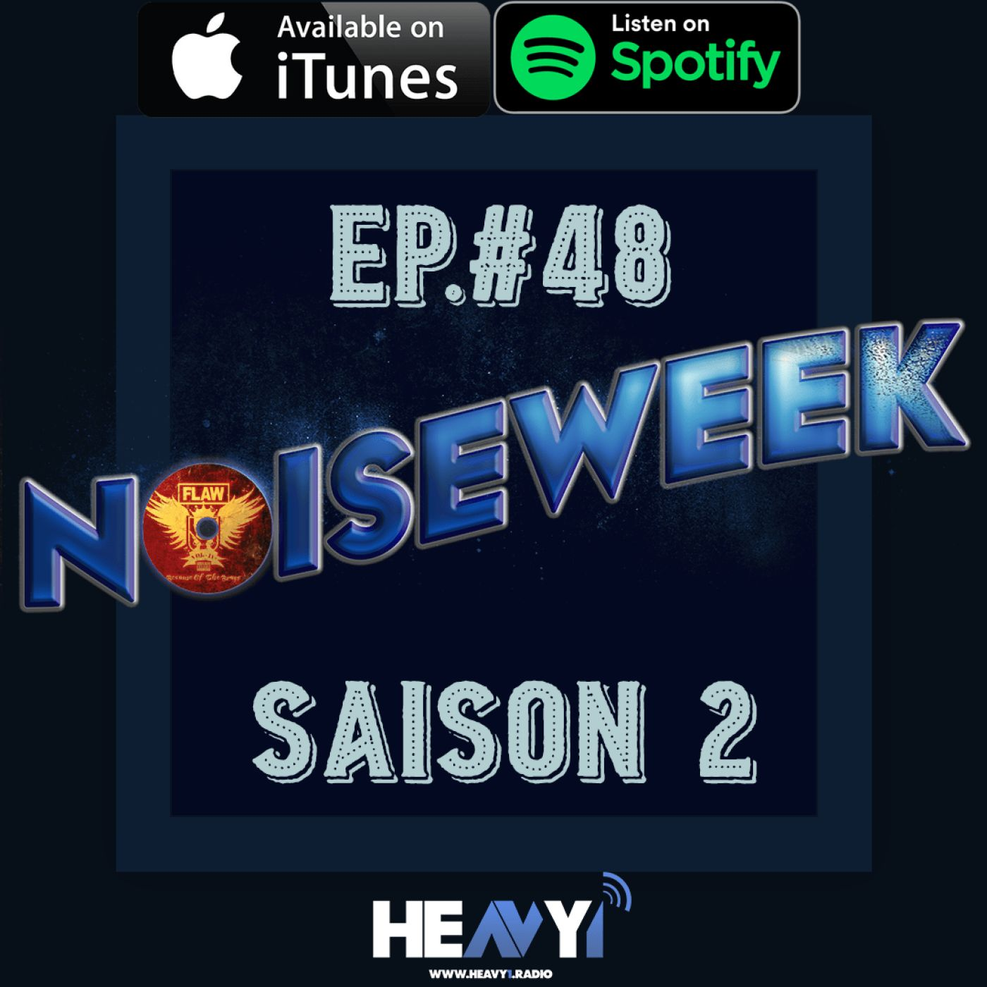 Noiseweek #48 Saison 2