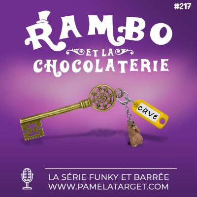 PTS02E17 Rambo et la chocolaterie cover