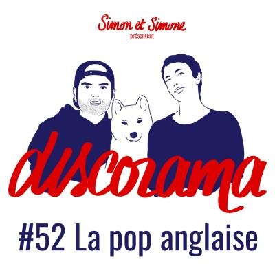 Discorama #52 La pop anglaise cover