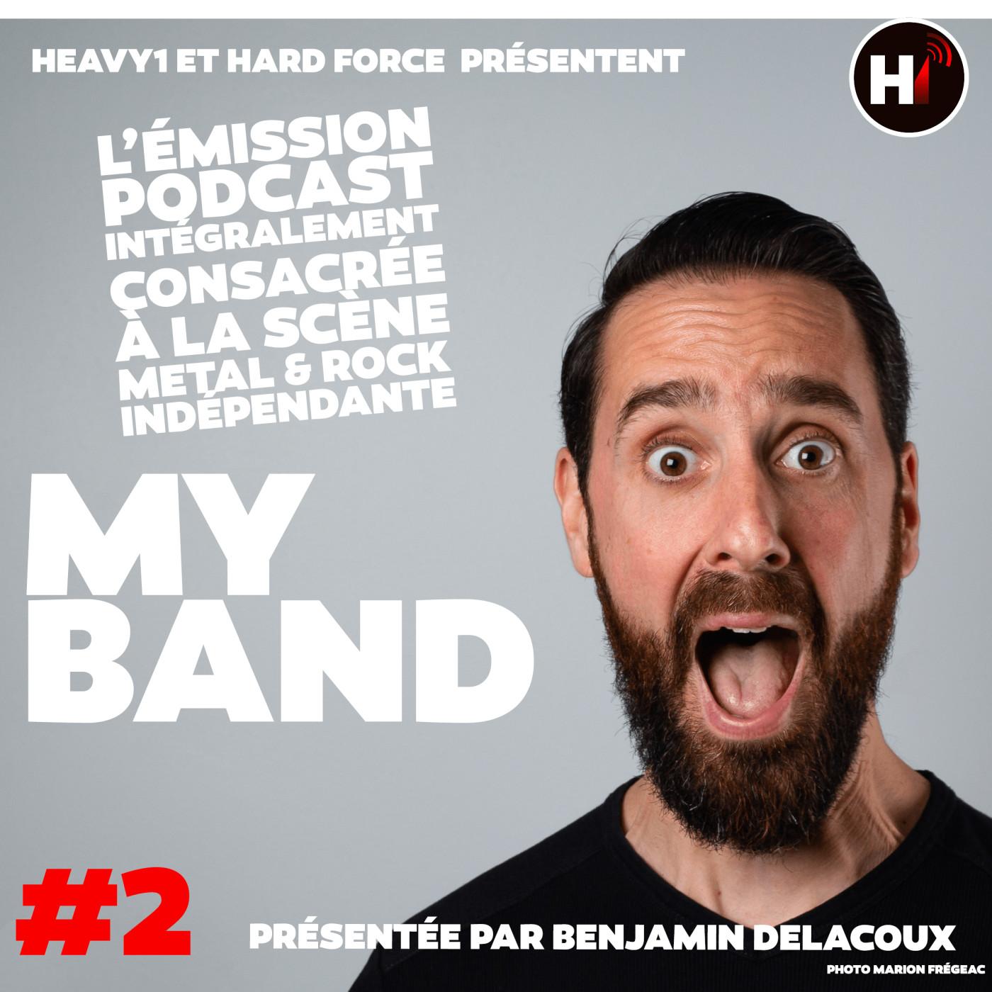 MyBand • Episode 2 Saison 2