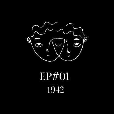 Ep #01 - 1942 cover