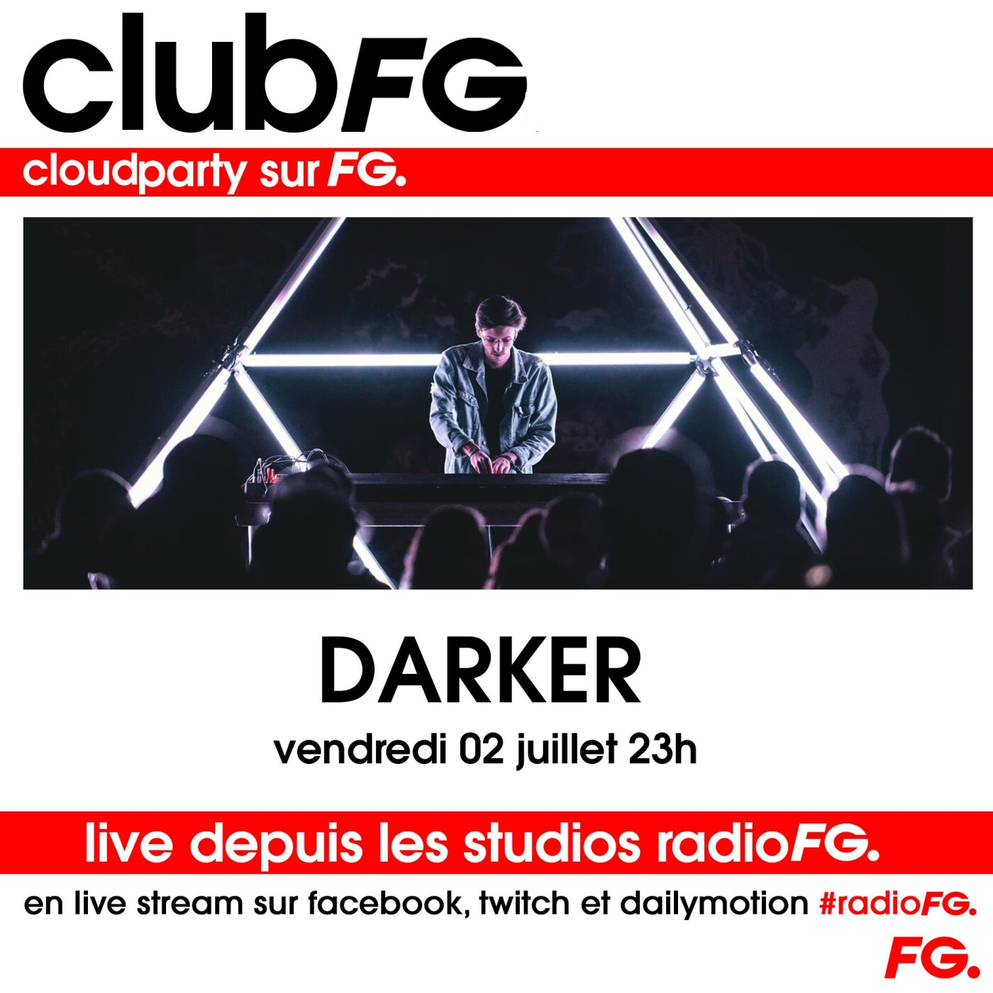 CLOUD PARTY : DARKER