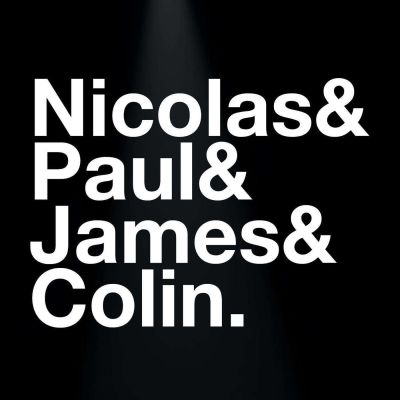 image Episode n°40: Nicolas & Paul & James & Colin.