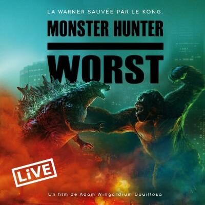 Hors Série - Fais Ton Live @Podrennes : Godzilla Vs Kong cover