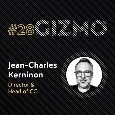 #28 - Jean-Charles Kerninon - Director & Head of CG - Brunch cover