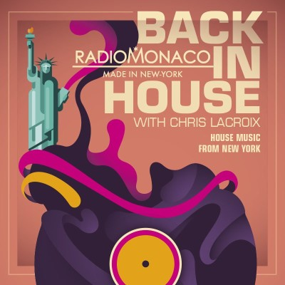 Chris LaCroix - Back In House (16-09-21) cover