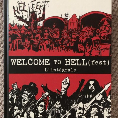 Last Ride - Interview avec Sofie von KELEN et Johann GUYOT - Welcome To Hell Fest - 26 09 20 cover