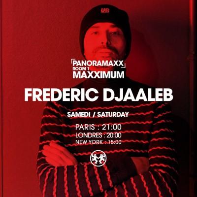 PANORAMAXX : FREDERIC DJAALEB cover