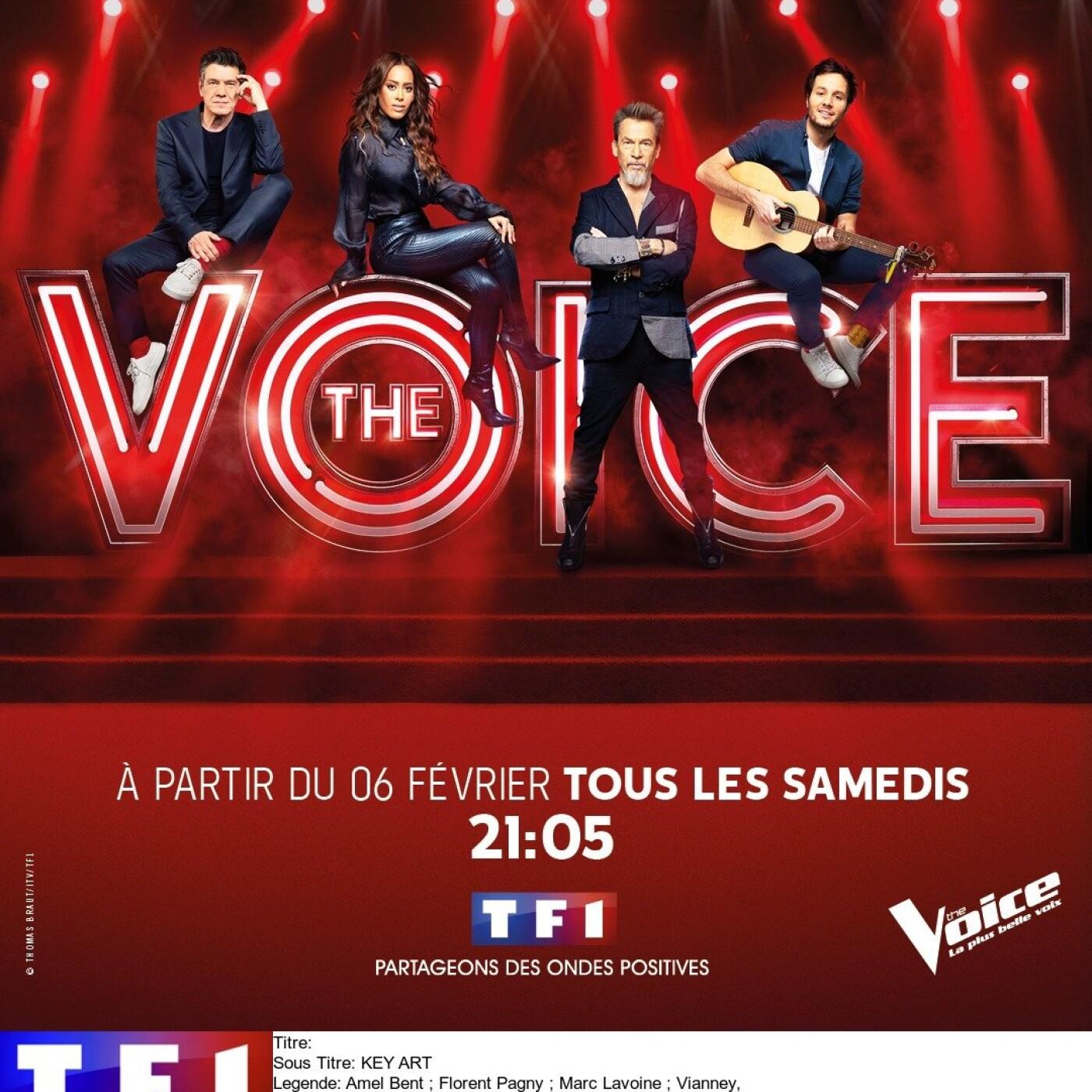 Florent Pagny nous donne ses premières impressions sur le début de The Voice 10