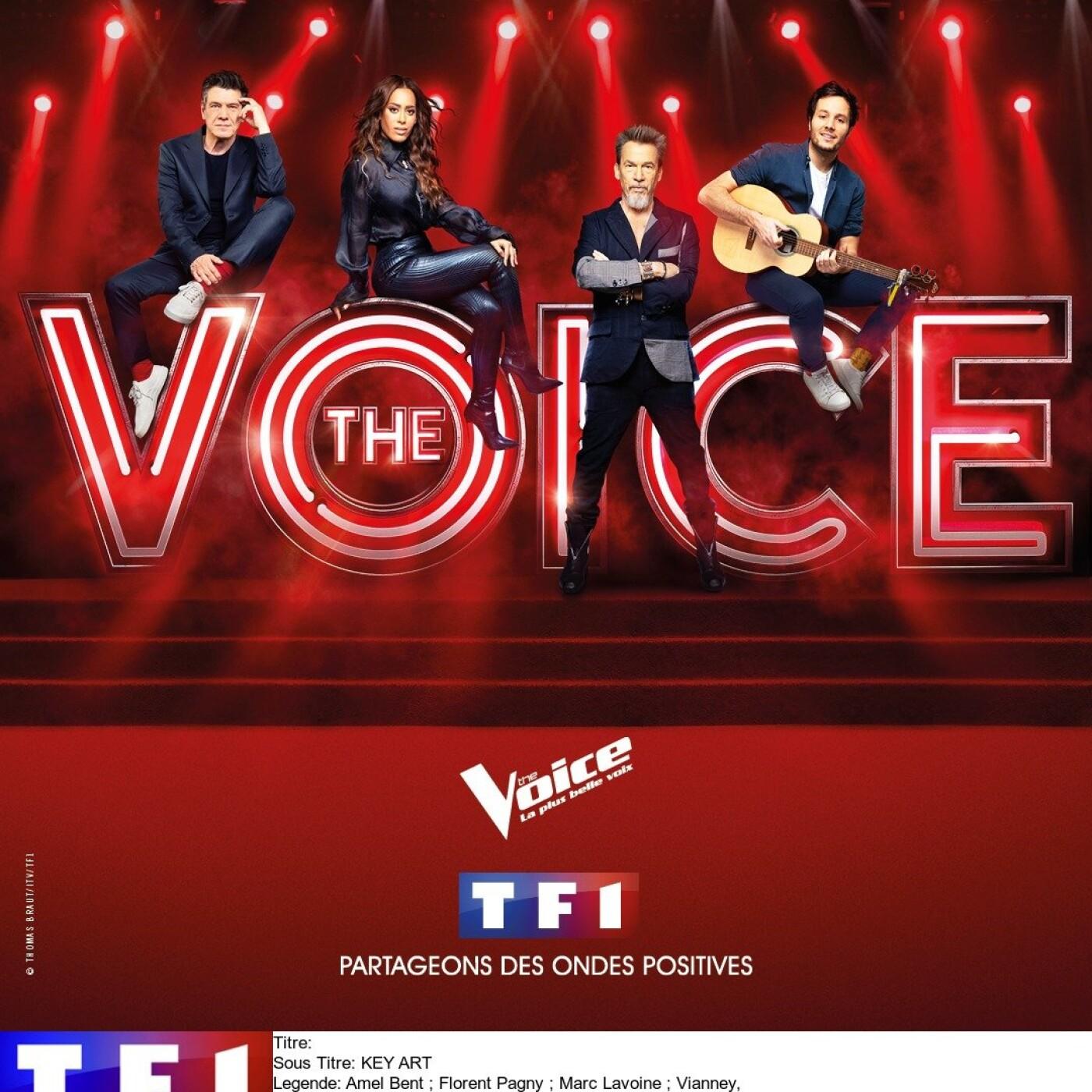 The Voice - Vianney est avec nous