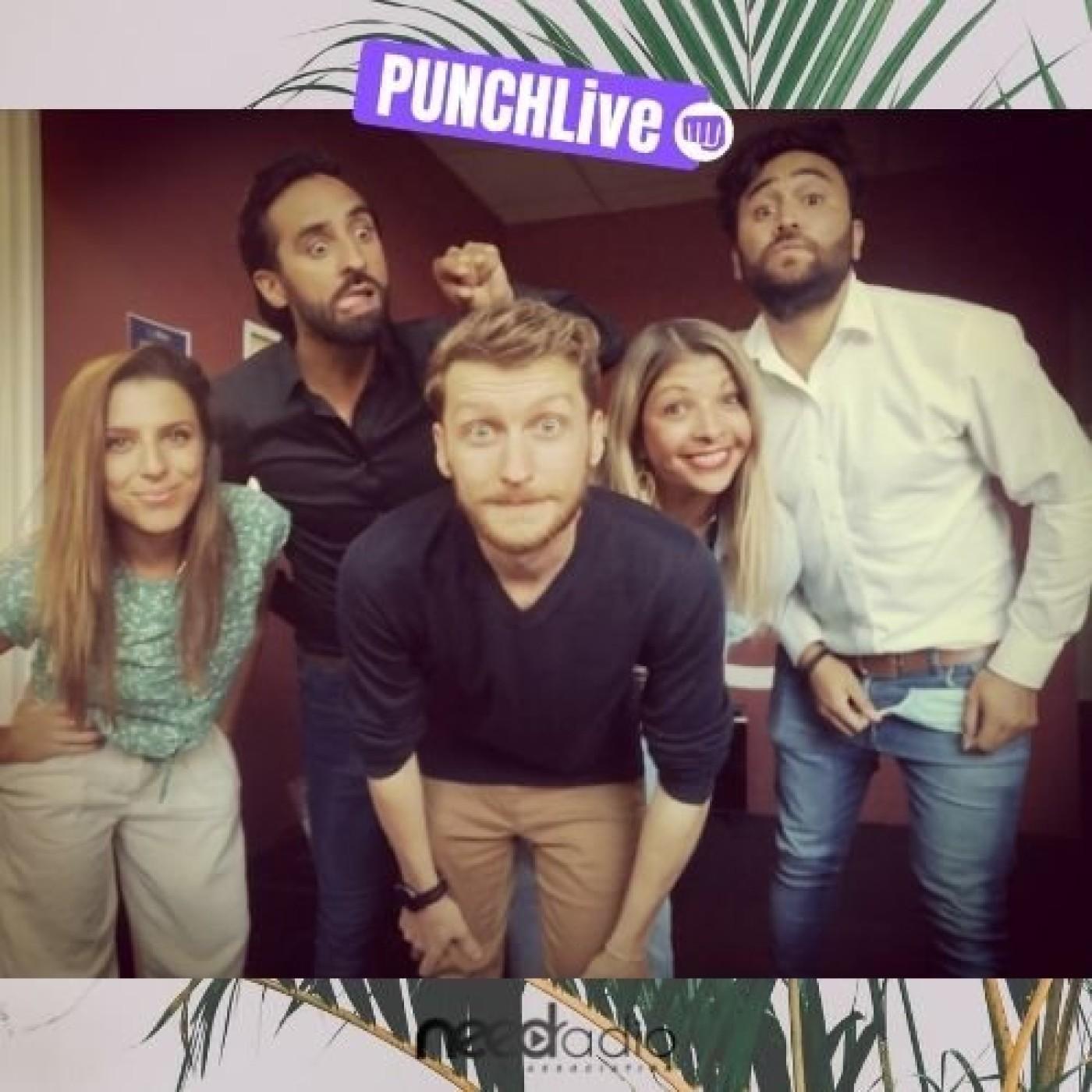 Punch Live (avec Quentin & son équipe)