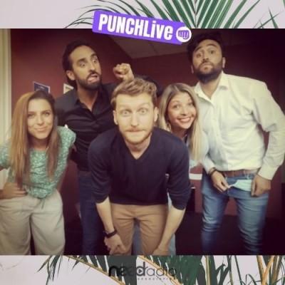 Punch Live (avec Quentin & son équipe) (12/10/20) cover