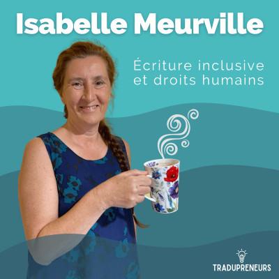 3 – Isabelle Meurville : Écriture inclusive et droits humains cover