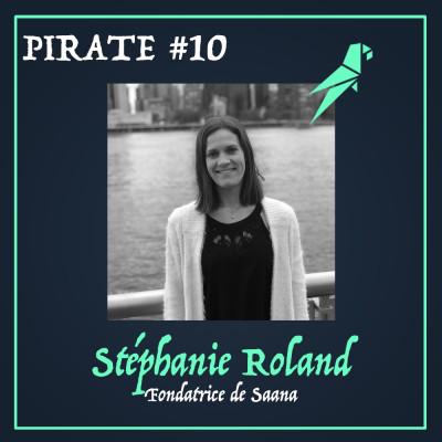 10. Stéphanie Roland - 3 entreprises à 29 ans ; ses leçons pour entreprendre cover