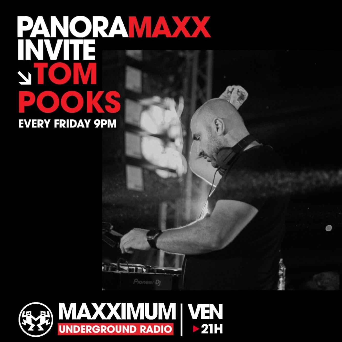 PANORAMAXX : TOM POOKS