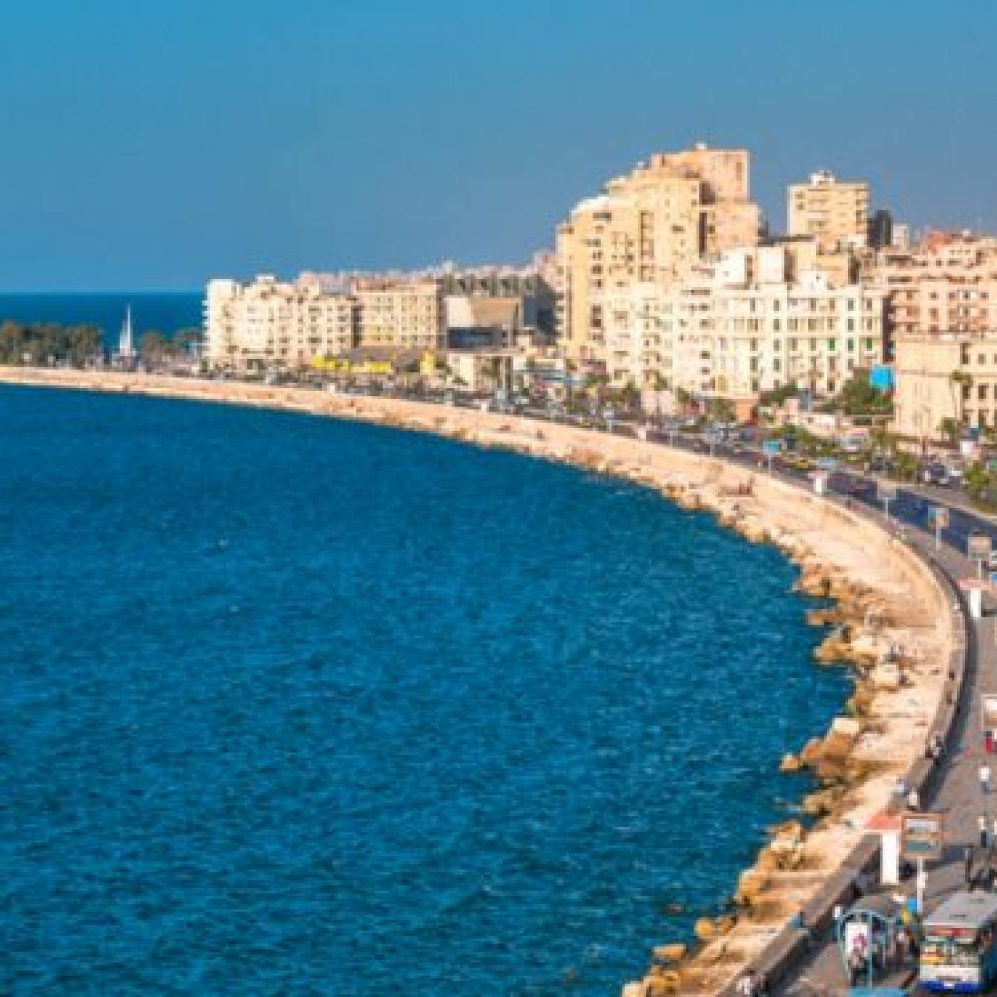 Claire à Alexandrie (Egypte) : une famille de 7 expatriés - 10 11 2020