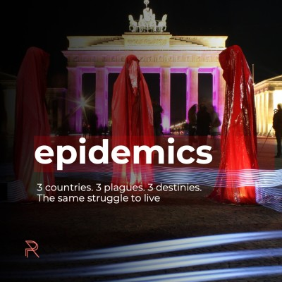 [FICTION] Epidemics - Ep. #1 - Wolfgang cover