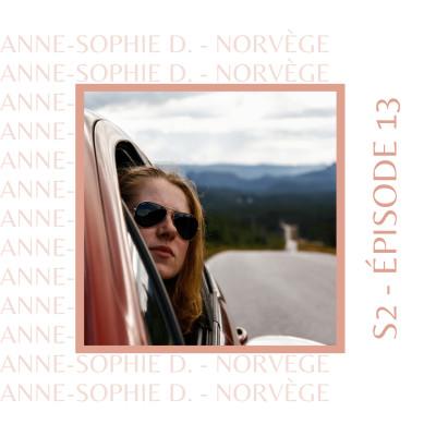 S2E13 - Anne Sophie D. (Norvège) : Celle qui avait eu un coup de foudre cover