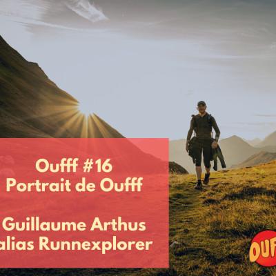 Oufff #16 - Portrait de Oufff - Guillaume Arthus cover
