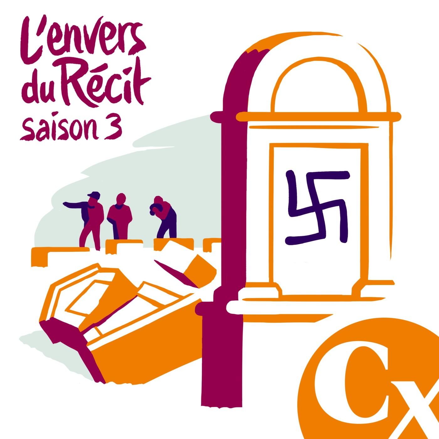 Antisémitisme au XXIe siècle, pourquoi est-ce encore possible? - Clémence Houdaille et Bernard Gorce - S3E7