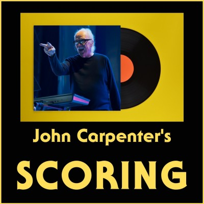 John Carpenter's SCORING cover