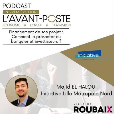Majid El Halaoui - Initiative Lille Metropole Nord cover