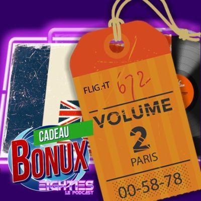 image Cadeau Bonux -33- Les reprises en français des 80's