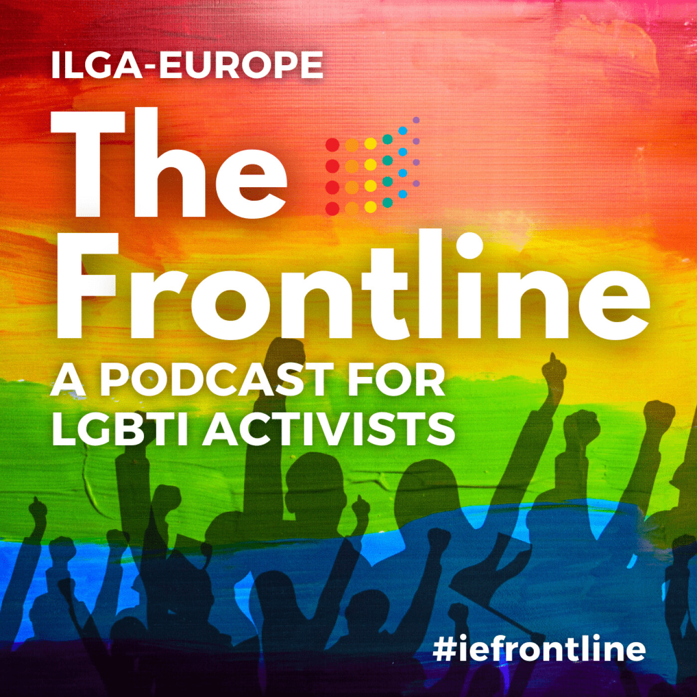 The Frontline: A Podcast for LGBTI Activists