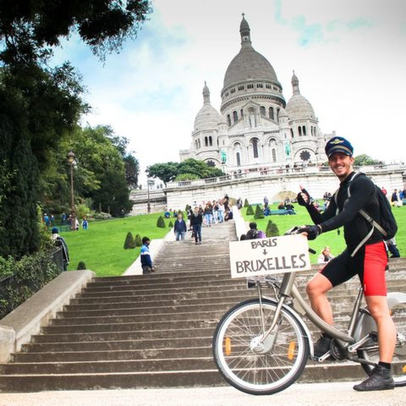 0201 - Globe Trotter : Capitaine Rémi & son pseudo