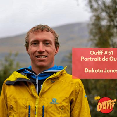 #51 - Portrait de Oufff - Dakota Jones, battre deux fois Kilian Jornet cover
