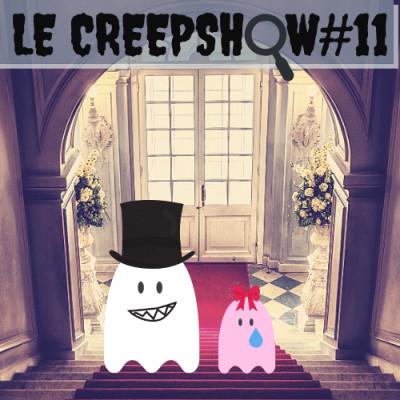 Creepshow 11 : On ne parle pas de Sarah, Château Hanté et The Witch.