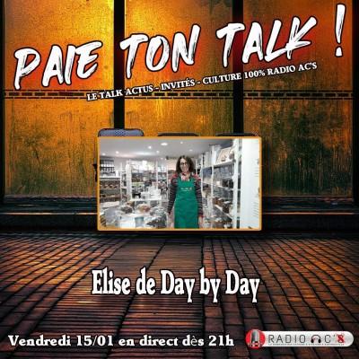 "Radio AC'S ""Paie Ton Talk !"" du 29/01/21 cover"