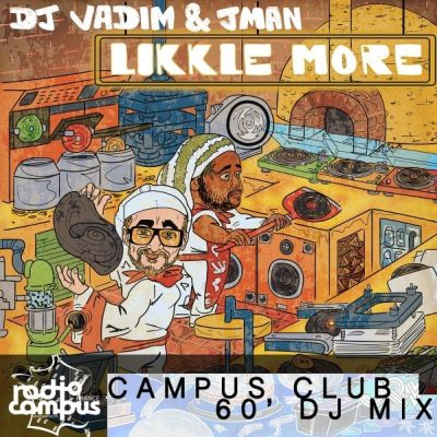 image DJ Vadim | Exclusive Mixtape | Campus Club
