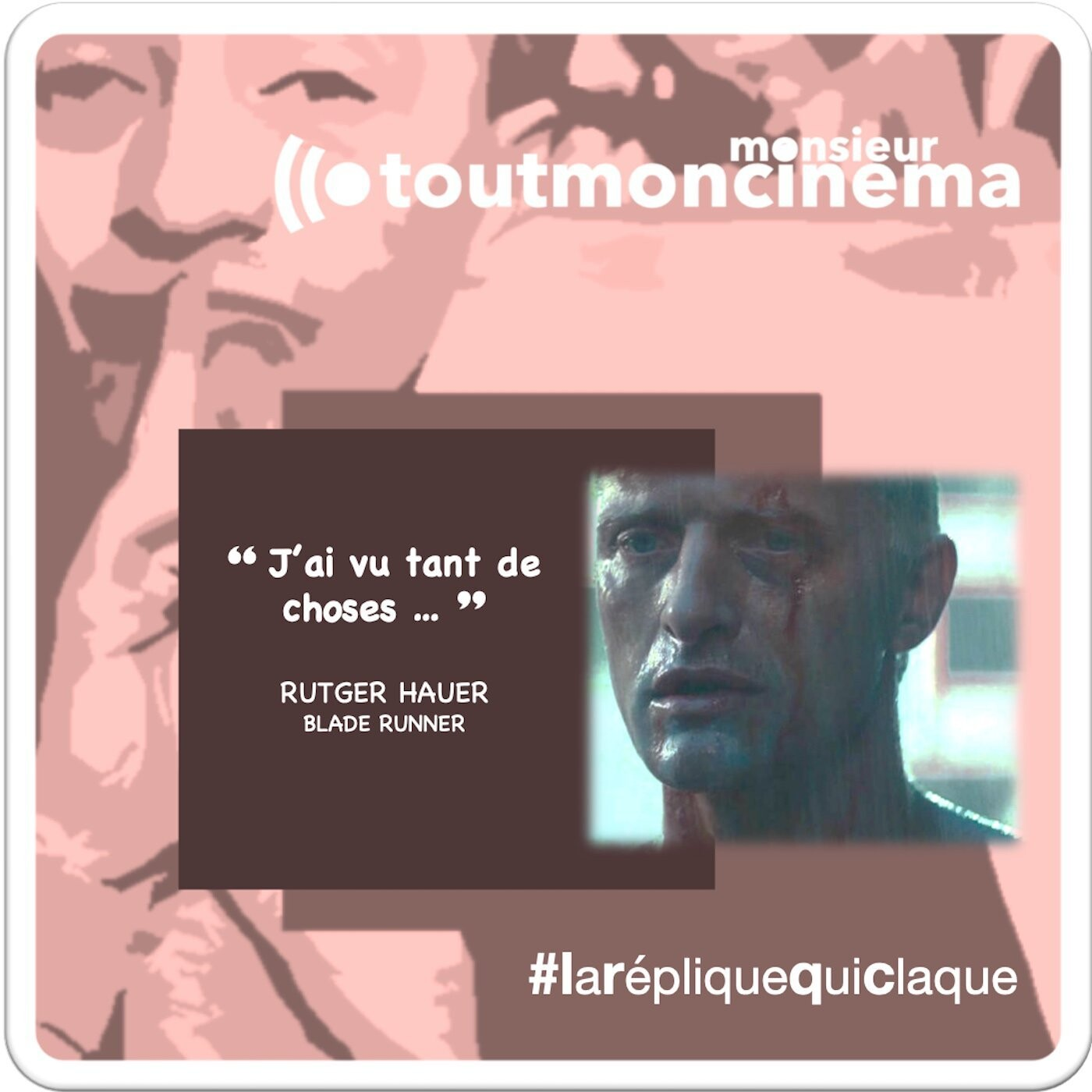 #LRQC J'ai vu tant de choses ... (Blade Runner)