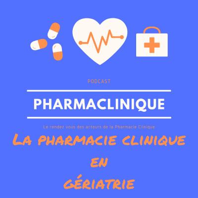 Episode 23 : étude en pharmacie clinique gériatrie avec Jérémy JOST cover