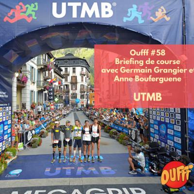 #58 - Briefing de course - L'UTMB cover