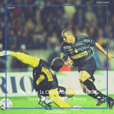 Finale de la Coupe de l'UEFA 1998 cover